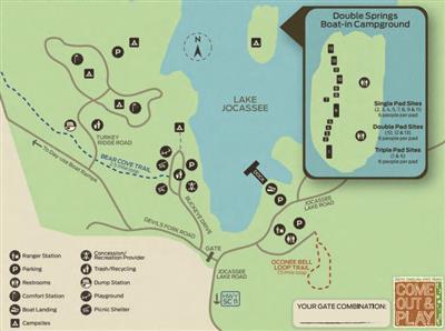 Devils Fork Trails | South Carolina Parks Official Site on