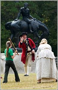 Andrew Jackson State Park Lantern Tour