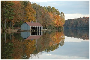 The Boathouse at Chester State Park