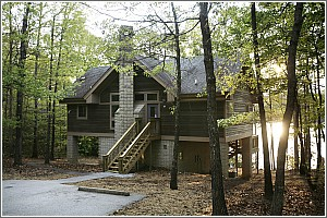 Devils Fork State Park Villas