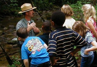Discover Carolina Program at Jones Gap