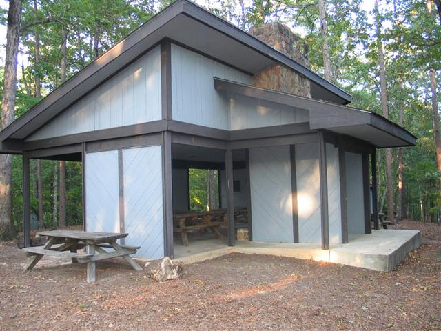 Small Park Shelters : Picnic shelters at keowee toxaway state park