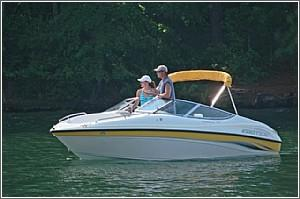South Carolina boating