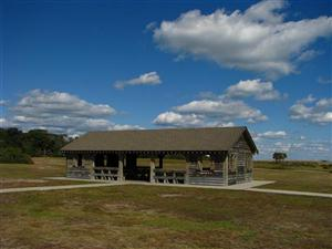 Myrtle Beach Picnic Shelter