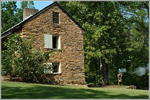 The historic homes of the south carolina state parks for Home builders in oconee county sc