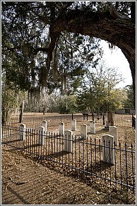 Confederate Cemetery at Rivers Bridge