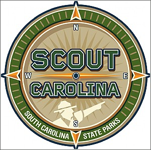 Scout Carolina Patch