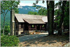 The Table Rock Lodge