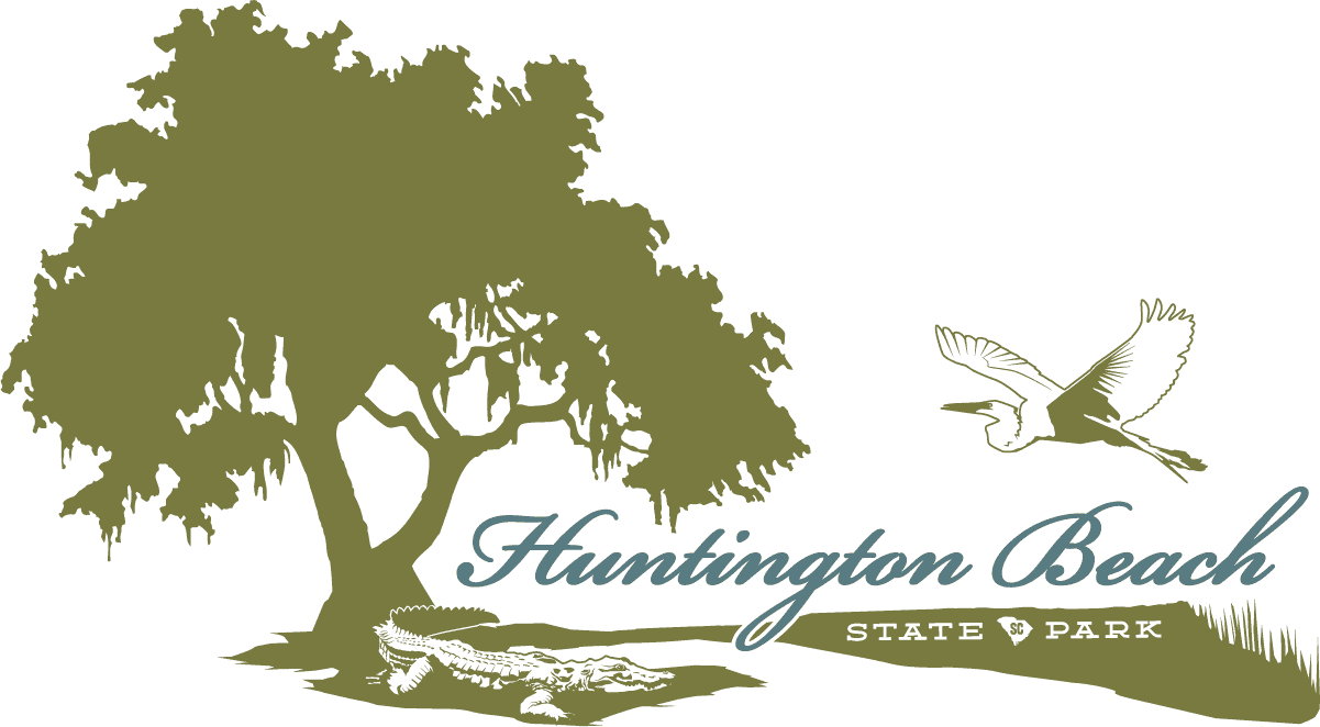 Huntington Beach State Park Faqs Logo