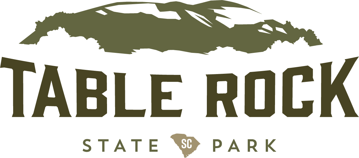 Table rock south carolina parks official site park logo sciox Images