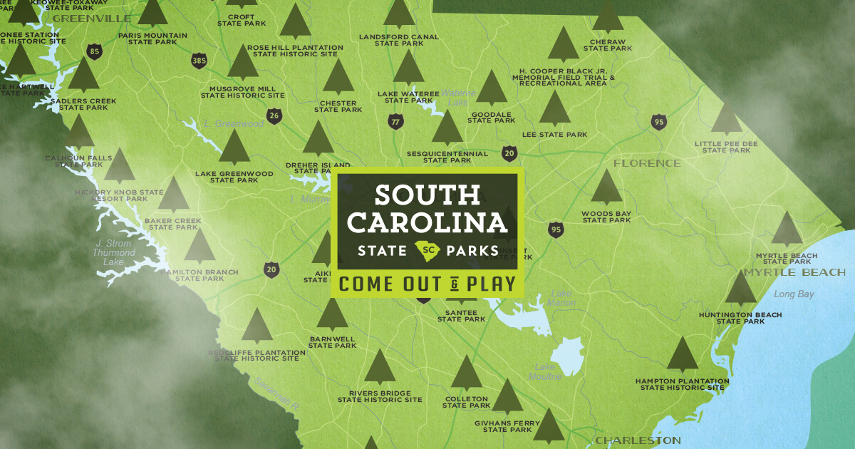 South Carolina Parks | South Carolina Parks Official Site